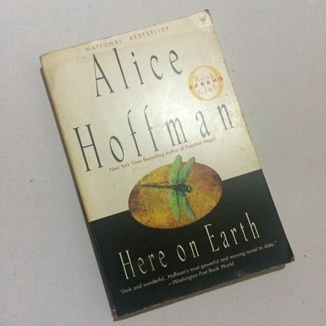 Here on Earth by Alice Hoffman ❣RESERVED ❣