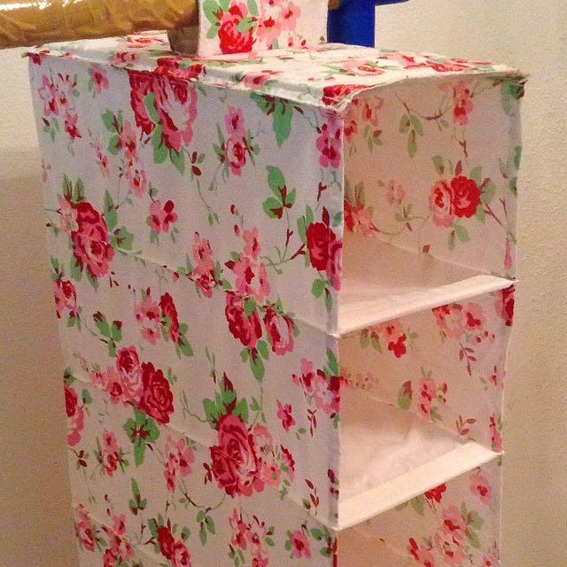 Ikea 10-hole Shoe Storage Shelf