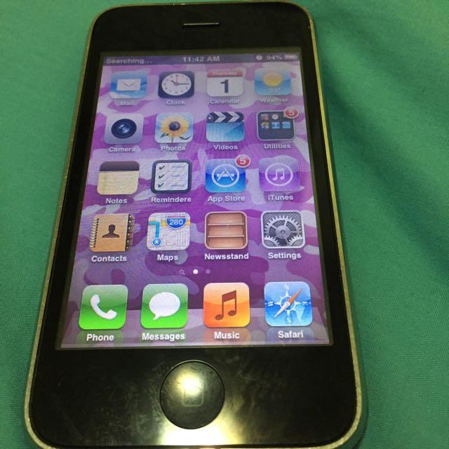 iPhone 3GS 16gb Unlocked