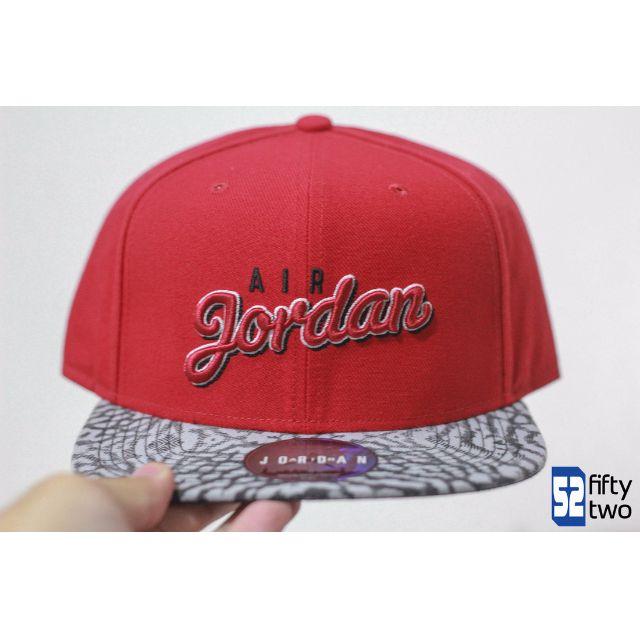 Jordan Snapback Cap