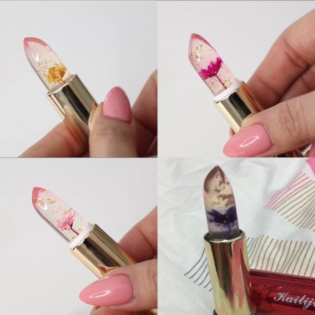 kailijumei flower jelly lipstick ORIGINAL 100%