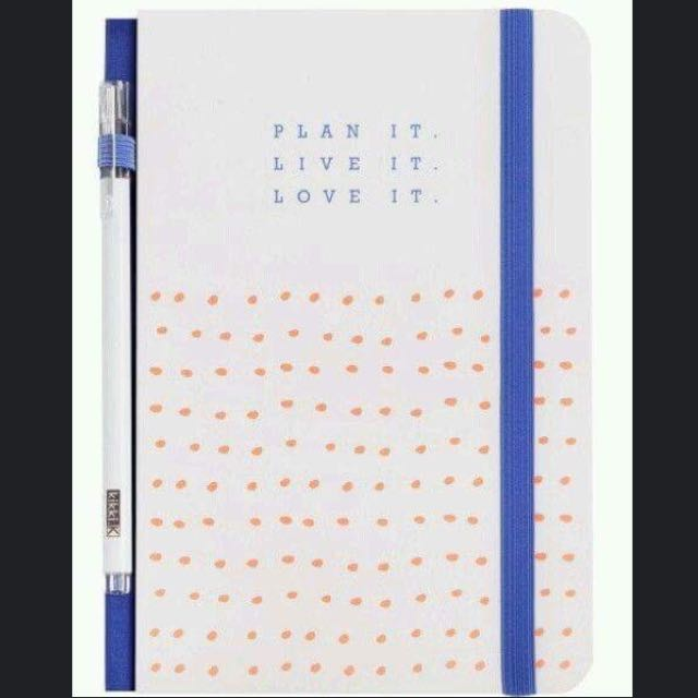 Kikki k Travel Journal