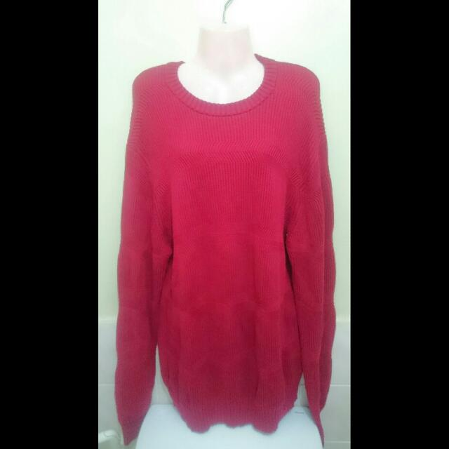 *REPRICED* Knitted Long Pullover
