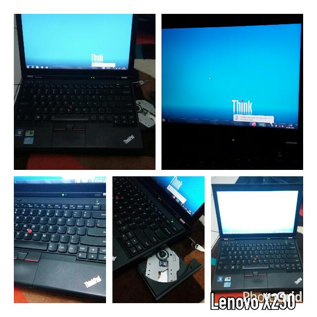 Laptop Lenovo X230 Thiknpad Core I5 vpro