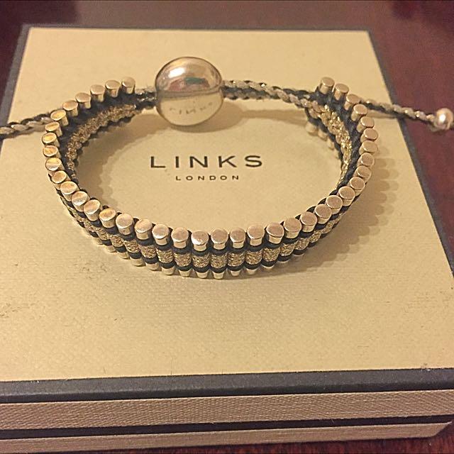 Links Friendship Bracelet