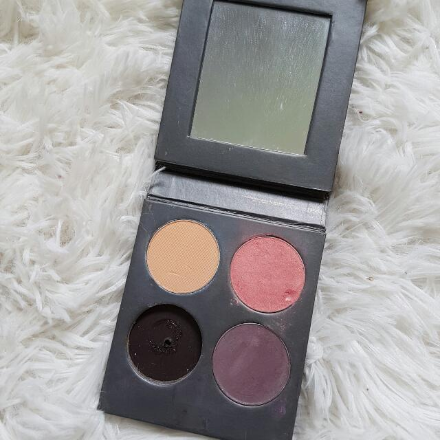 Makeup Designory Eyeshadow Quad