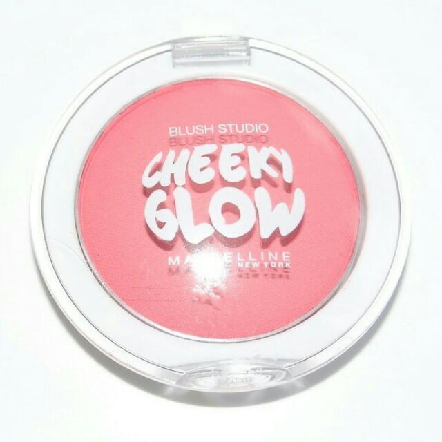 Maybelline cheeky glow - Blush on studio new york