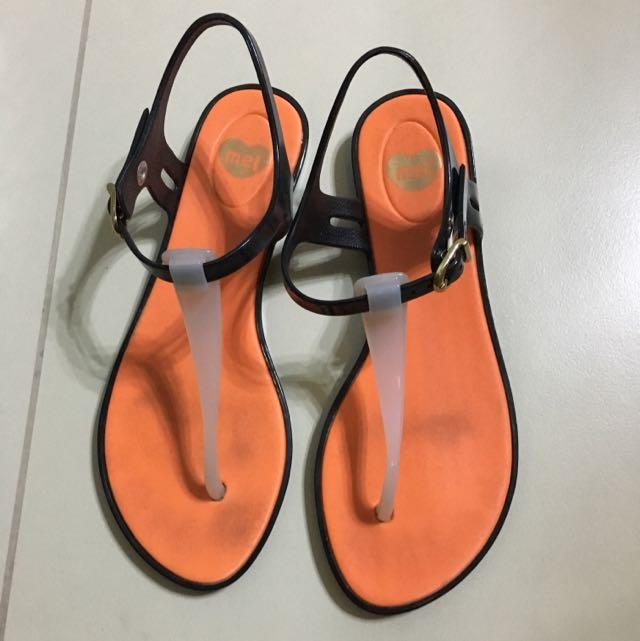 Melissa Sandals Size 35