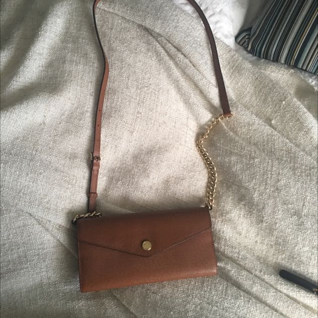 Michael Kors Wallet On Chain (hold Hardware)