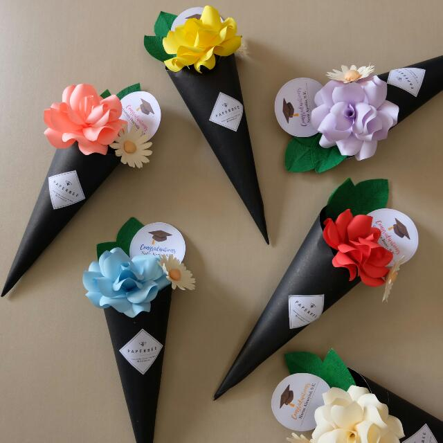 Mini Cone (Bunga kertas)