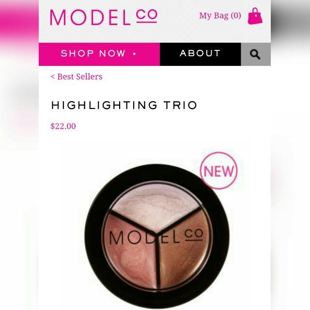 Model Co Highlighting Trio