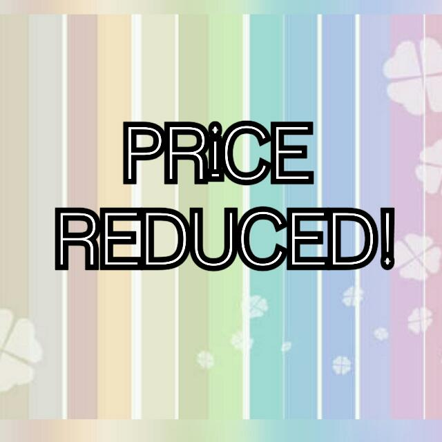 Most Items Priced Reduced