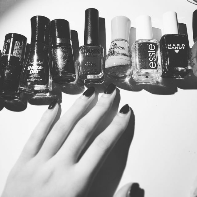 Multiple Nail Polish