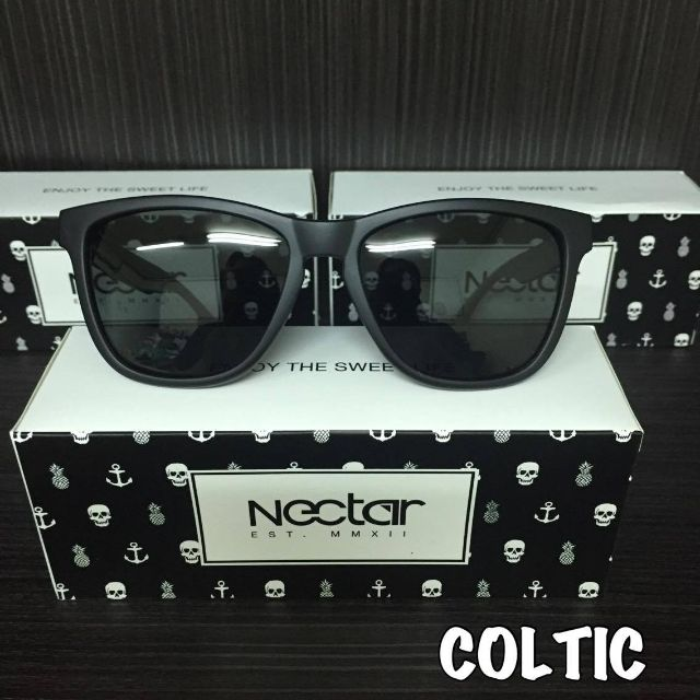 NECTAR COLTIC 偏光太陽眼鏡 耐壓耐摔 美國進口 衝浪品牌