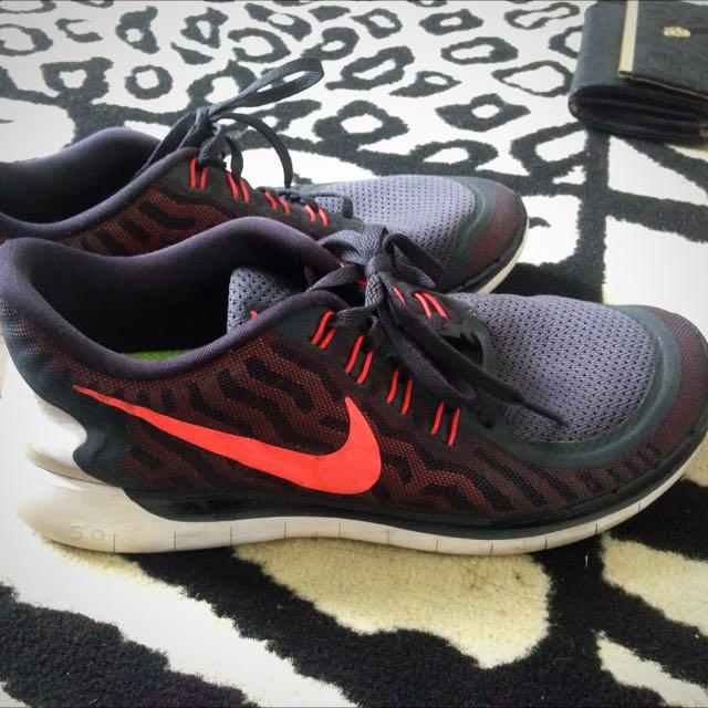 Nike Free Run 5.0 Grey