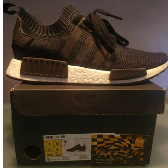 NMD R1 PK WOOL MENS SIZE US 7