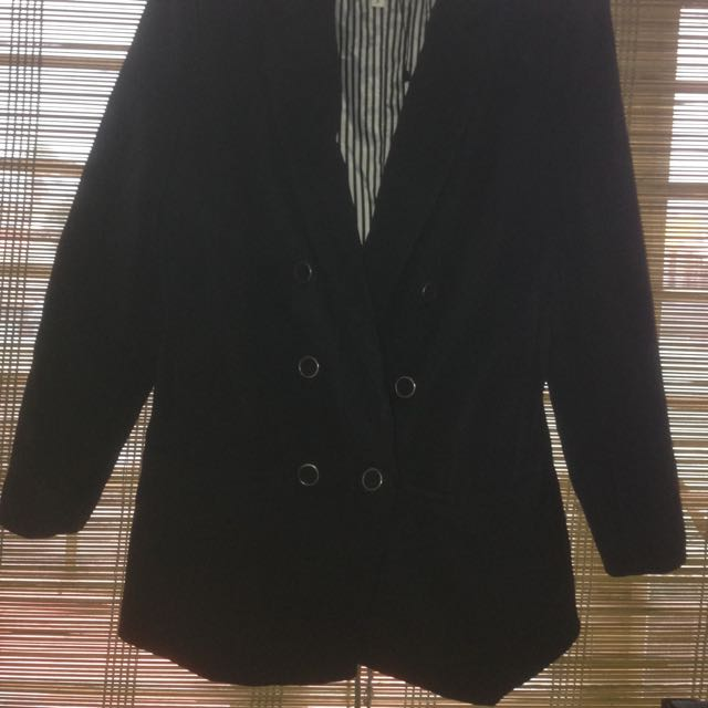 ORIGINAL BLACK FORMAL COAT