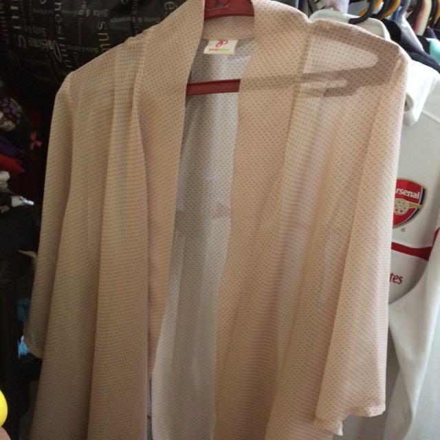 Plus Size: Cover Up/Blazer