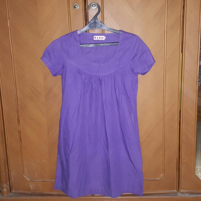 Pruple Dress