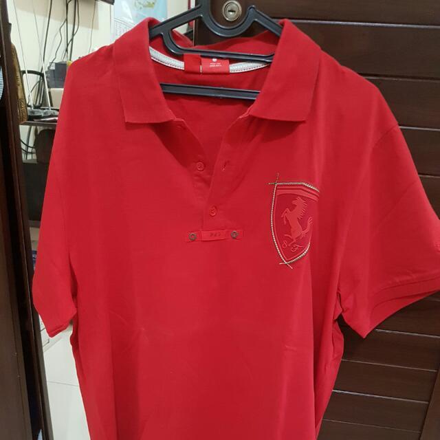 Puma Ferari Polo Shirt Limited Edition