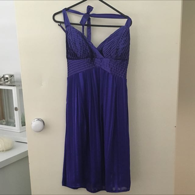 Purple Powerhouse Dress Size 8
