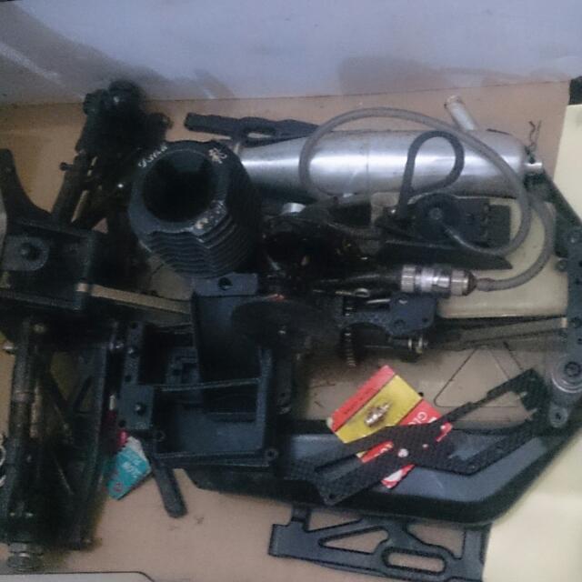 RC Bag, Ofna/HN Pitmats X2 Buggy & Mugen Starter Box