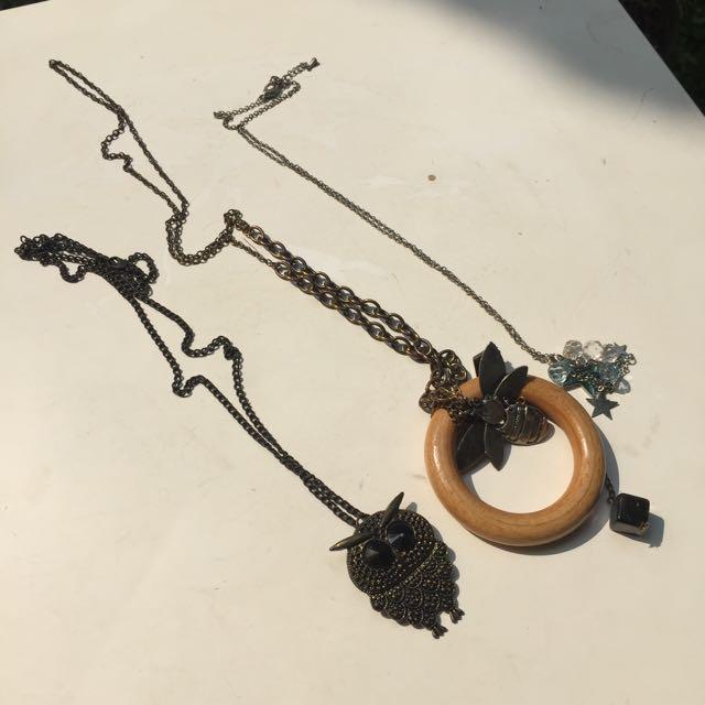 REPRICE Necklaces