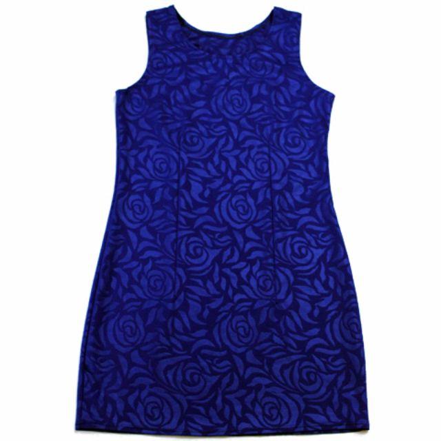 🌺NEW🌺RHB-D003 - Floral Sleeveless Dress