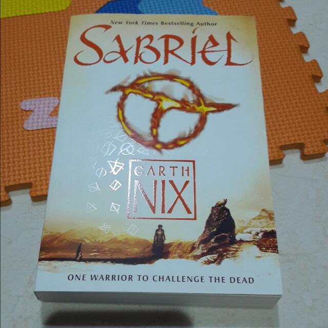Sabriel (Sabriel #1) by. Garth Nix
