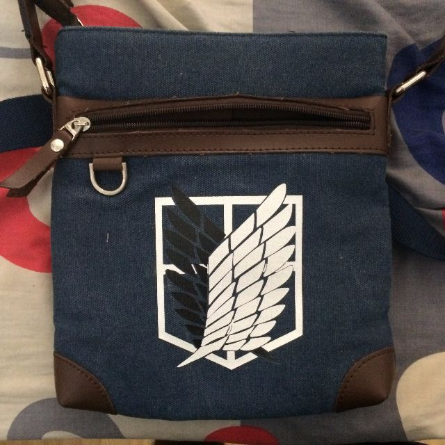 Shingeki no Kyojin (Attack on Titan) Bag