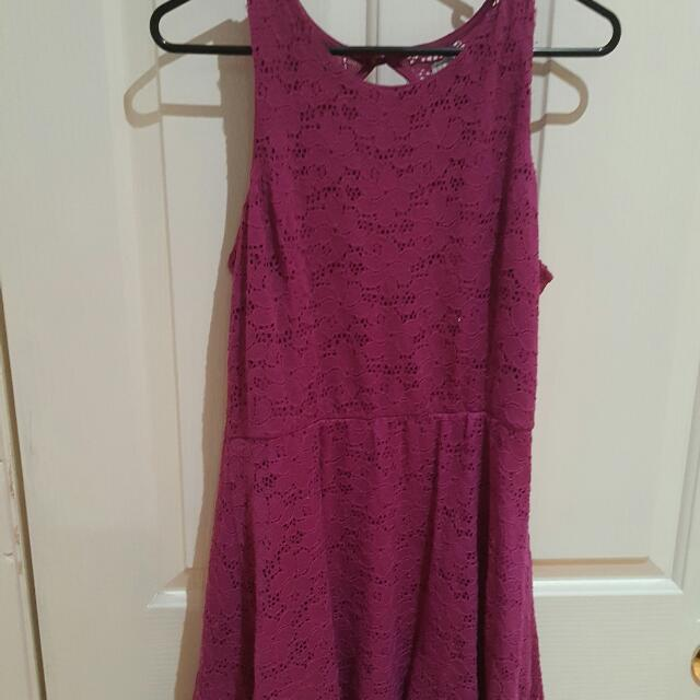 Size L Dress