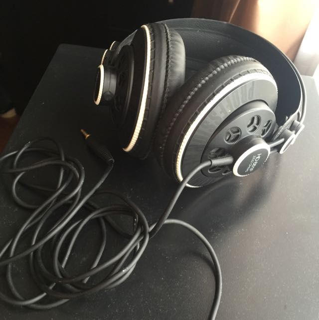 Superlux HD681F Reference Monitor Headphones
