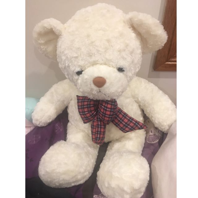 Teddy Bear Toy Plush Plushie