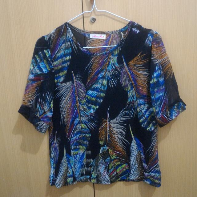 Tribal Top Made In Bangkok