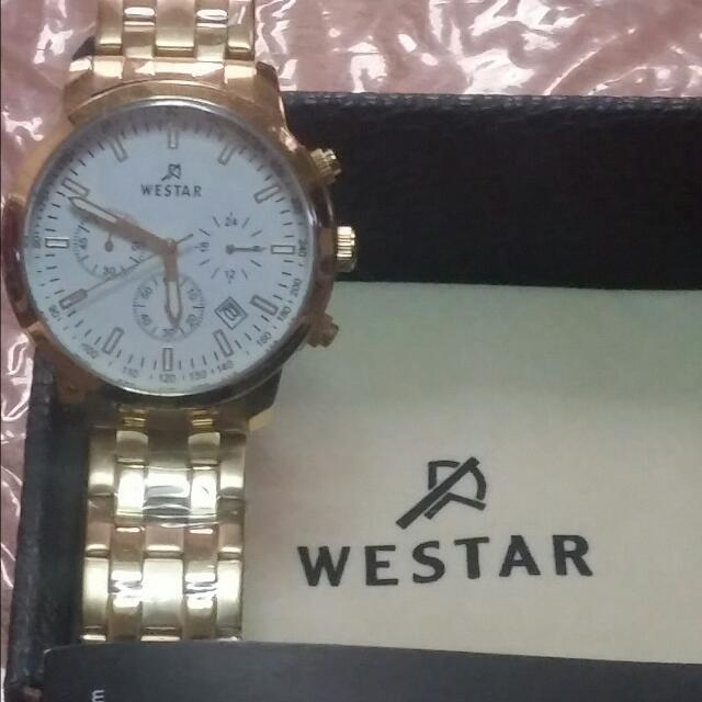 Westar Profile Executive Watch By Quartz
