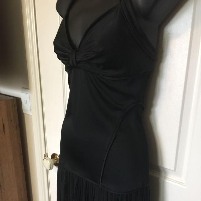 Zac Posen - Black Dress Size 8