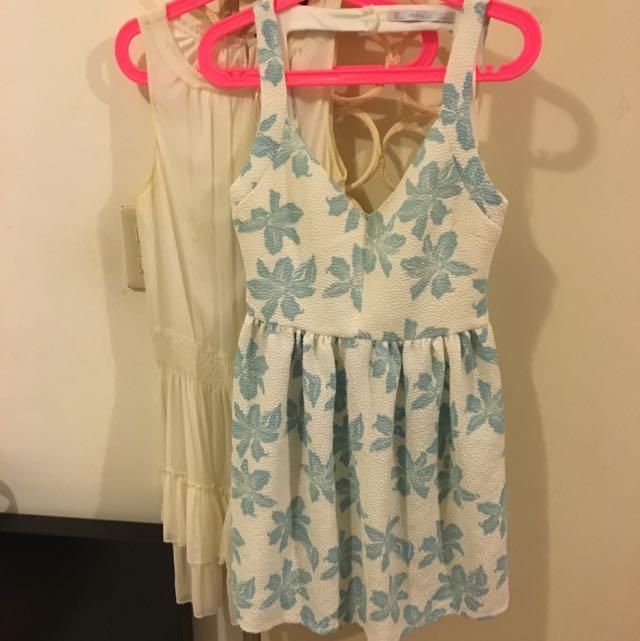 Zara 氣質洋裝*2