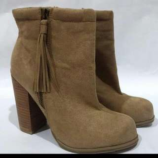 Forever 21 Ankle Boots Heels