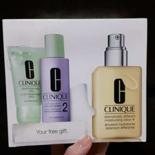 Clinique Dramatically Different Moisturizing Lotion Set (200 ml)