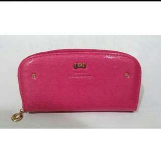 Pink Ribbon Wallet