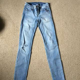 American Eagle Distressed Jeans