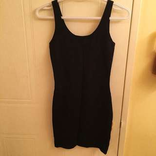 H&M Divided Body Con Dress