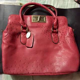 CMG Leatherette Bag
