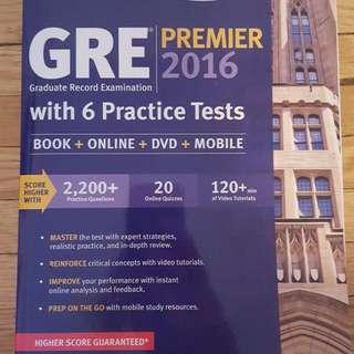 GRE Study Guide 2016