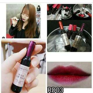 Wine Lip Tint!!!