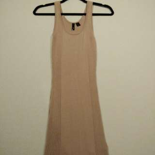 H&M Knit Tank Dress (Size US 2/UK 6)