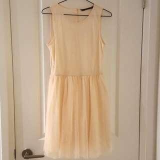 Pink Tulle Zara Dress