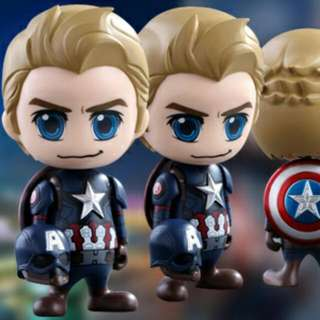 Hot Toys Captain America Civil War Cosbaby And T Shirt