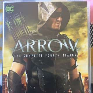 Arrow Fourth Season
