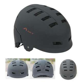 Aidy Original Nutshell Helmet For Bike Mtb Fixie Like Mosso Merida Trinx Khs Giant Cannondale Scott